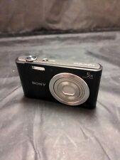 Sony Cyber-shot dsc-w800 20.1 MP Digital Camera - Black