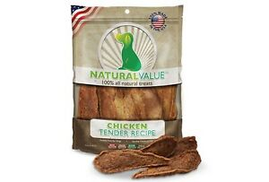 Loving Pets Natural Value Soft Chew Chicken Tenders 14oz