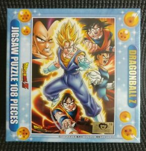 Official DRAGON BALL Z 108 Pcs Jigsaw Puzzle by Ensky UK Stock NEW