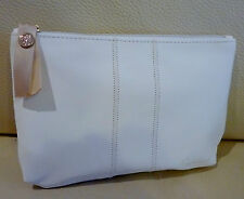 GUERLAIN White Makeup Cosmetics Bag, Brand NEW! 100% Genuine!!