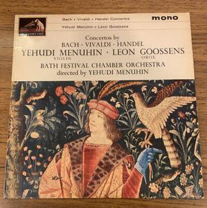 Yehudi Menuhin / Leon Goossens - Bath Festival Chamber Orchestra - Vinyl Record