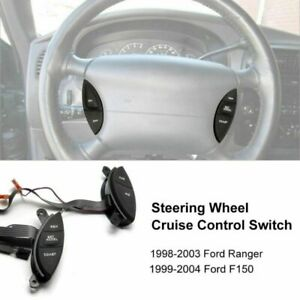Steering Wheel Cruise Control Switch For Ford Explorer Ranger F87Z-9C888-BB