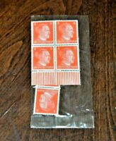 CatalinaStamps: Germany Stamp #511 MNH Block of 4 + Pair, Lot #A278