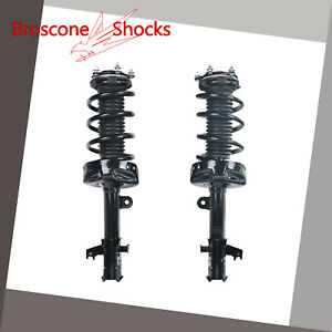 OCPTY Rear 37326 Shock Absorbers Struts Fit for 2007 2008 2009 2010 2011 2012 Acura RDX Pack of 2