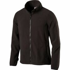 McKinley Herren Fleece Jacke White Mountain (schwarz)