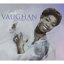 Sarah Vaughan-Young Sassy 4 CD NUOVO