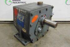 Used Falk Enclosed Gear Drive Model 32 40fc2a Ratio 2557 Irpm 1750 Orpm 68