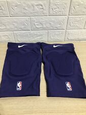 NIKE Authentic NBA Players Basketball Knee Pads S/M Purple