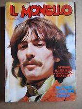 IL MONELLO n°37 1973 CRISTALL - George Harrison + inserto I  CAMALEONTI [G391]