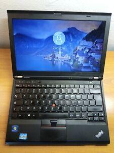 """Lenovo Thinkpad X230i, 12.5"""", Intel Core I3, HDD 320Go, RAM 4Go"""