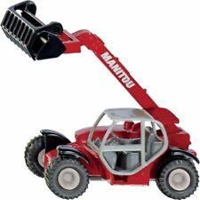 SIKU Manitou Telescopic Loader Super Scale Model Toy Gift