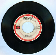 Philippines JOSE MARI CHAN Can We Just Stop And Talk A While? OPM 45 rpm Record