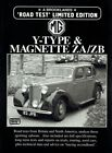 Clarke, R. M. - Mg Y-type & Magnette Za/zb Limited Edition