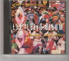 (HK391) The Latin Album, Latin-American Guitar Favourites - 1992 CD