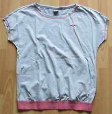 Puma Shirt Sport Fitness Freizeit Running Jogging Tanzen DryCell grau-rosa 42