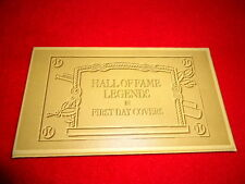 Hall of Fame Legends in First Day Covers Envelopes Ruth, Cobb, Gehrig, Nm