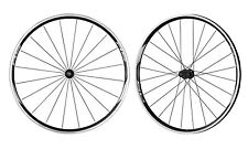 Shimano WH-RS010 -  Road Bike Wheels - 9/10/11 speed - 700c - Black