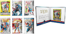 2018 Superman:  80th Anniversary Silver Coin Note Collection