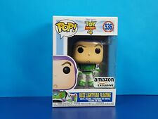 Buzz Lightyear Floating Funko Pop Vinyl Figure Amazon Exclusive Toy Story 4