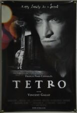 TETRO ROLLED ORIG 1SH MOVIE POSTER ALDEN EHRENREICH FRANCIS FORD COPPOLA (2009)