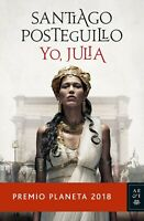 Yo, Julia - Santiago Posteguillo - Premio Planeta 2018 -  (Libro Digital)