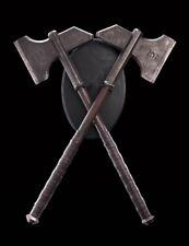 Dwalins Axes Lifesize Dwalin Weta Replica Weapon - Sealed