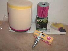Tune up Kit Suzuki Ozark 250 LT-F250 Oil + Ai Filter Spark Plug 2002 2003 - 2014