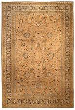 Antique T a b r i z Carpet BB4139
