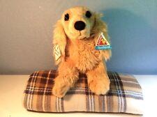 DAKIN Applause Huggables TOBY Cocker Spaniel Stuffed Plush Toy Dog