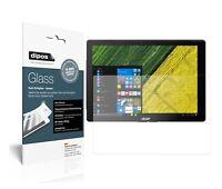 2x Schutzfolie für Acer Switch 5 Pro SW512-52P matt - Anti-Shock 9H Folie dipos