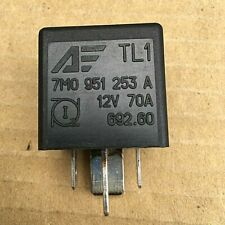 VW Polo 9N3 (2005/05) Black Relay - 7M0951253A, 100 **Fits other VW Group cars**