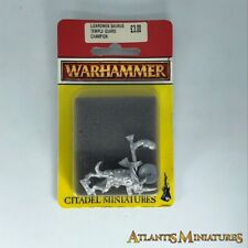 Lizardmen Saurus Temple Guard Champion Blister - Warhammer Age of Sigmar C1642