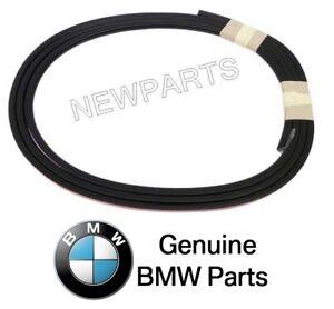 For BMW Sunroof Seal E38 E39 E60 E65 E66 E71 X6 F01 F02 F10 Weatherstrip Genuine