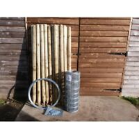 4x Electric Fencing Fence Poly Wire 250m 2.5mm 6x 0.15 Conductor Farm Fencing