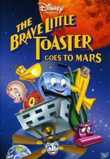 Brave Little Toaster Goes to Mars 0786936217667 With Wayne Knight DVD Region 1