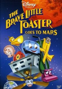 The Brave Little Toaster Goes to Mars Brand New DVD Region 1