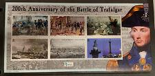 SOLOMON ISLANDS 2005 BICENT OF BATTLE OF TRAFALGAR (1ST ISSUE) MNH SG1099-1104