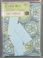 """Amy Butler Card Kit """"Lotus Star Paisley"""" from K & Company - Love, Thank You"""