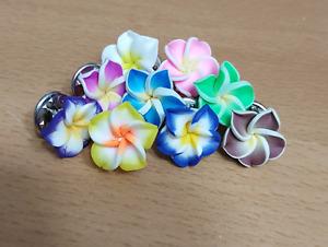 Handmade Flower Lapel Pin