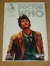 DOCTOR WHO #2 JETPACK COMICS VARIANT EDITION VF (8.0)