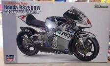 Hasegawa 21501,  1/12 Honda Rs Scot Racing Team  BRAND NEW!