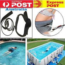 "Swim Trainer Belt Swimming Tether Pool Swim Training Aid Harness - ""Australia"""