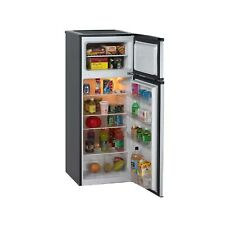 Avanti 7.4 cu. ft. Apartment Size Top Freezer Refrigerator in Black