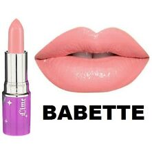 LIME CRIME OPAQUE UNICORN LIPSTICK BABETTE PINKY NUDE COLOR AUTHENTIC COSMETICS