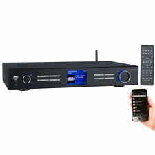 VR-Radio Digitaler WLAN-HiFi-Tuner mit Internetradio, DAB+, UKW, Streaming, MP3