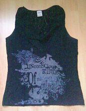 Damen T-Shirt Only Gr. M Schwarz