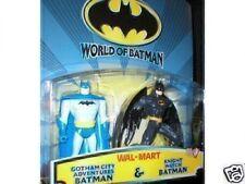 WORLD OF BATMAN GOTHAM CITY AND KNIGHT WATCH