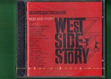 WEST SIDE STORY OST COLONNA SONORA CD NUOVO SIGILLATO