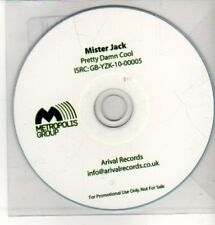 (CQ482) Mister Jack, Pretty Damn Cool - DJ CD