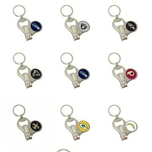 NFL 3 in 1 Keychain - Choose Your Team